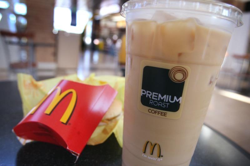 How to make mcdonalds iced coffee mcdonalds iced coffee