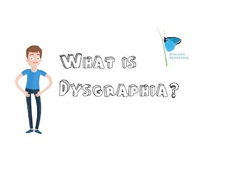 What is Dysgraphia? Dysgraphia is a specific disability