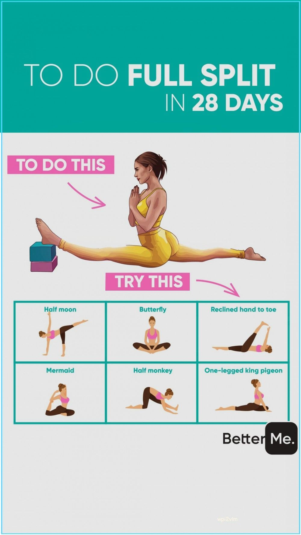 25++ Easy stretches for splits ideas