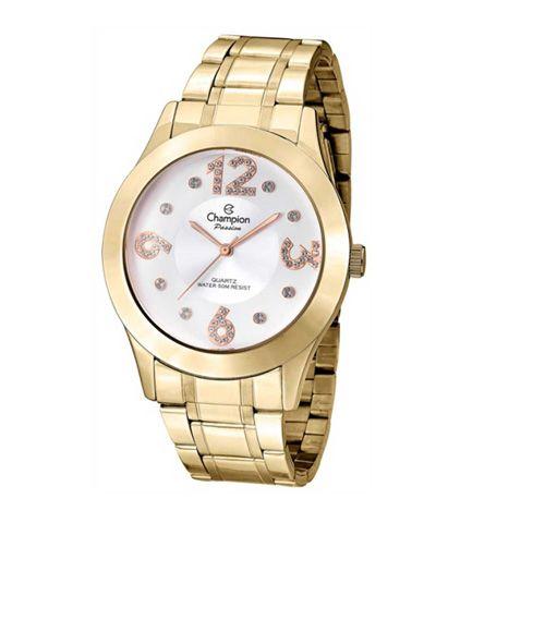 Relógio Feminino Champion Passion CN29178M Analógico 5 ATM - Lojas Renner 0ceeadd426