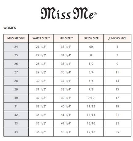 Miss me sizes 105 west boutique abbeville sc clothes 3