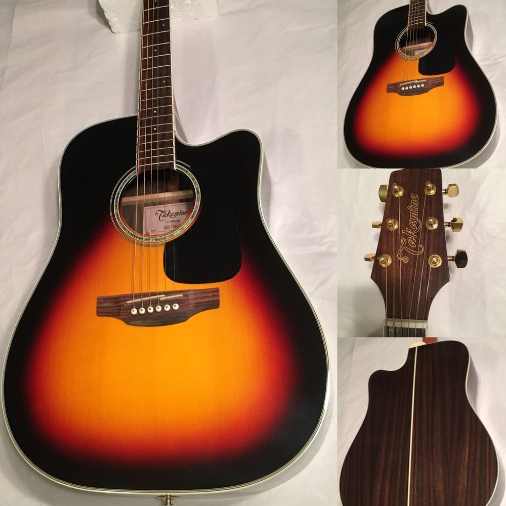 Takamine G Series Gd51ce Dreadnought Cutaway Acoustic Electric Guitar Ovation Guitar Acoustic Electric Acoustic Electric Guitar