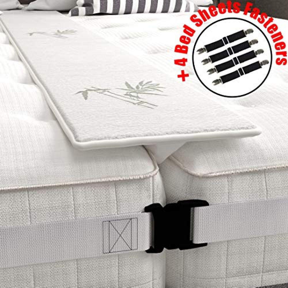 Bamboo Bed Bridge Twin To King Converter Kit Price 39 87 Free Shipping Hashtag2 Waterproof Mattress Pad Waterproof Mattress Cover Bamboo Bedding