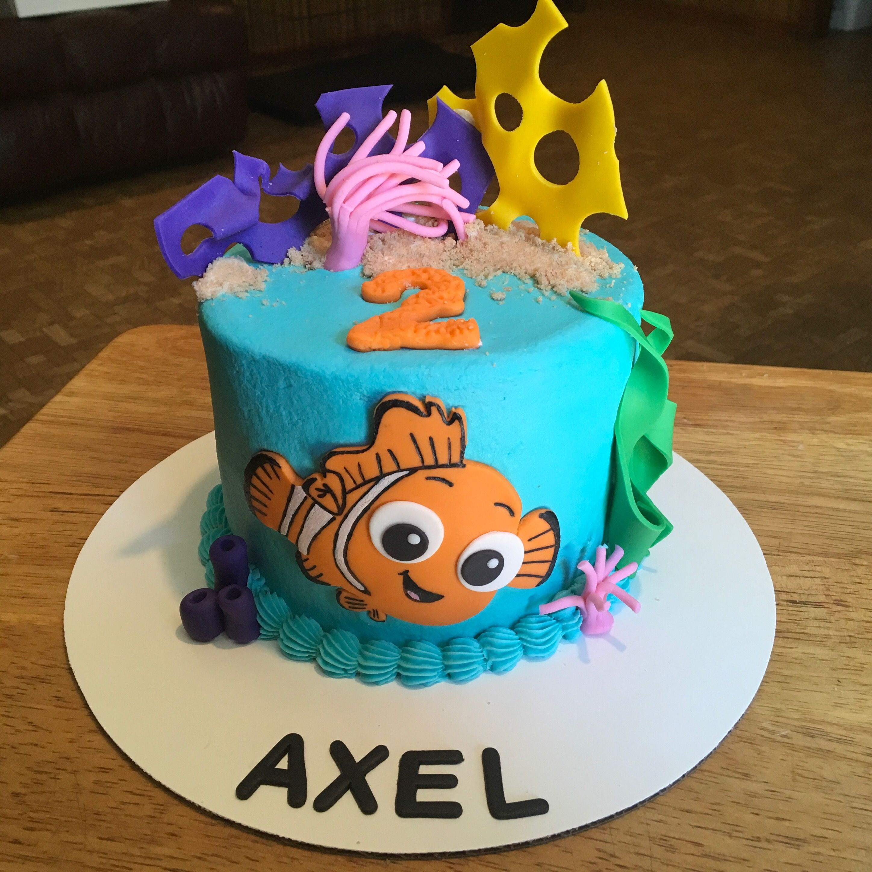 Nemo Cake: Nemo Cake, Finding Nemo