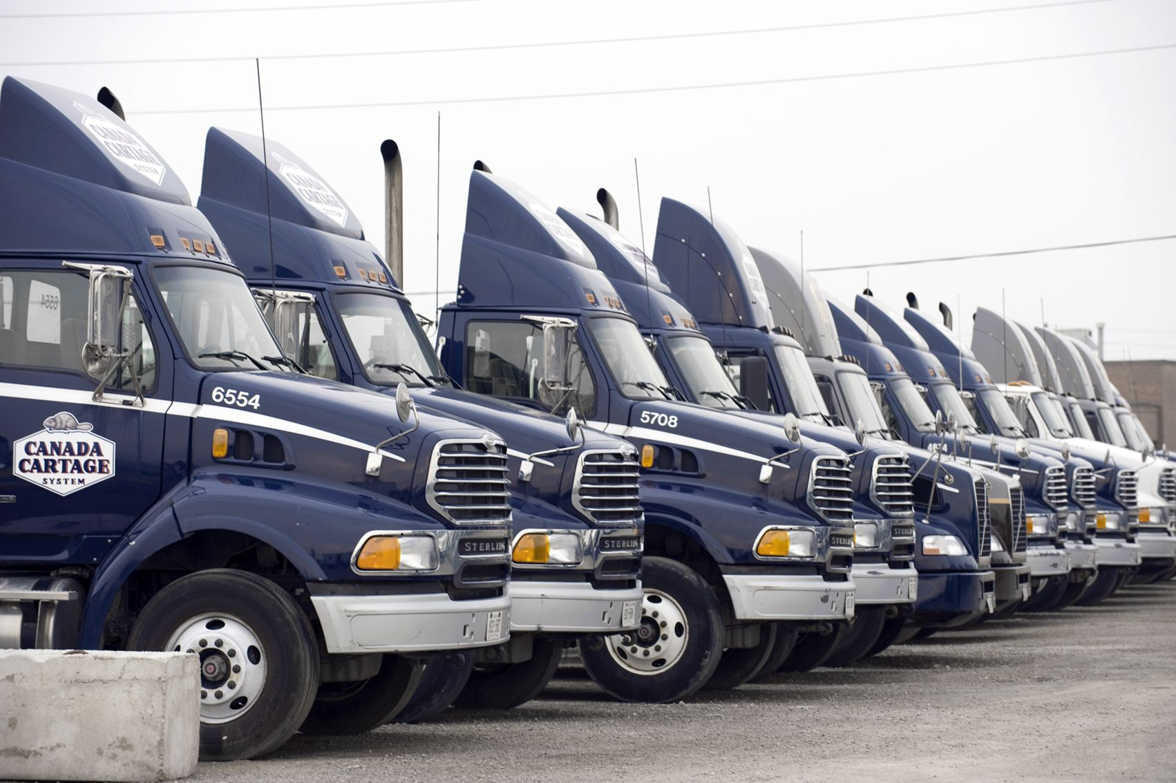 Trucking driver training courses strategically placed san