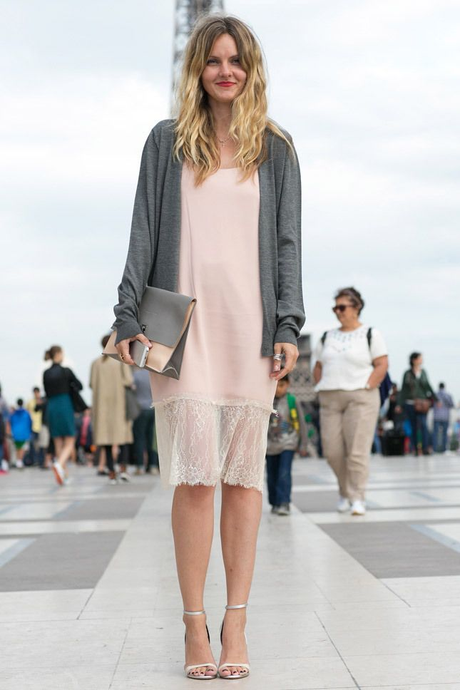 street style at the couture shows in paris