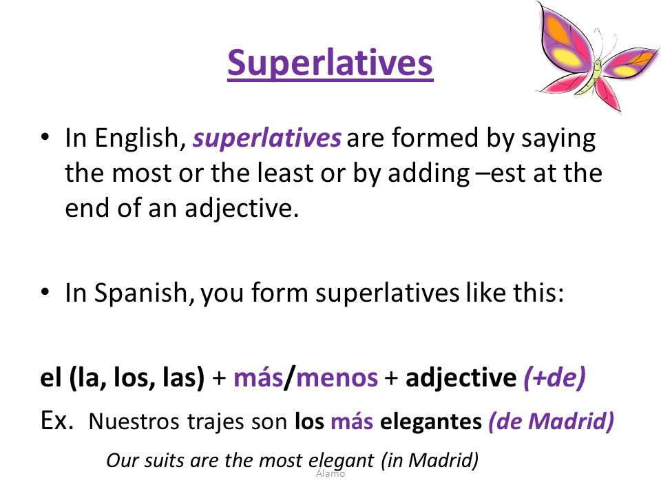 superlative essay Below is an essay on superlative ideas from anti essays, your source for research papers, essays, and term paper examples 10th grade superlatives: please do not nominate anyone more than once for any superlative.