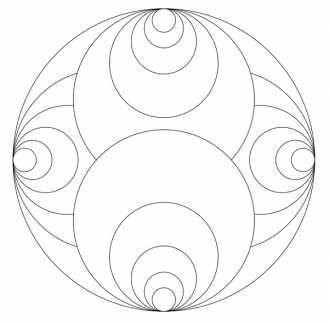 Мандалы круги в круге скачать без регистрации