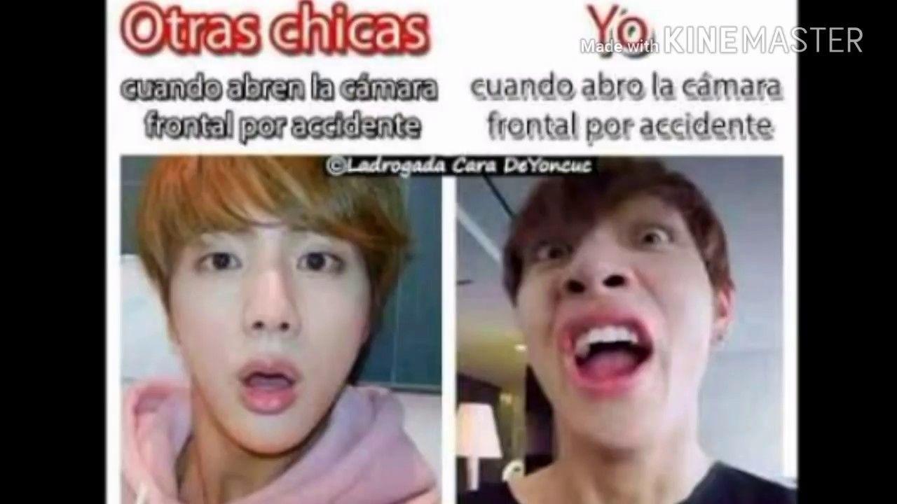Meme En Espanol De Bts Bts Memes Memes Bts Memes Caras