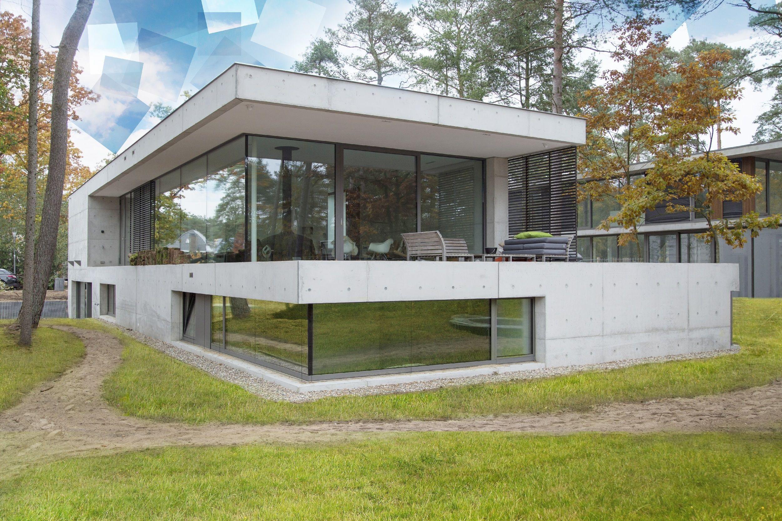 Woonhuis regio utrecht een ontwerp van architectenbureau for Dat architecten