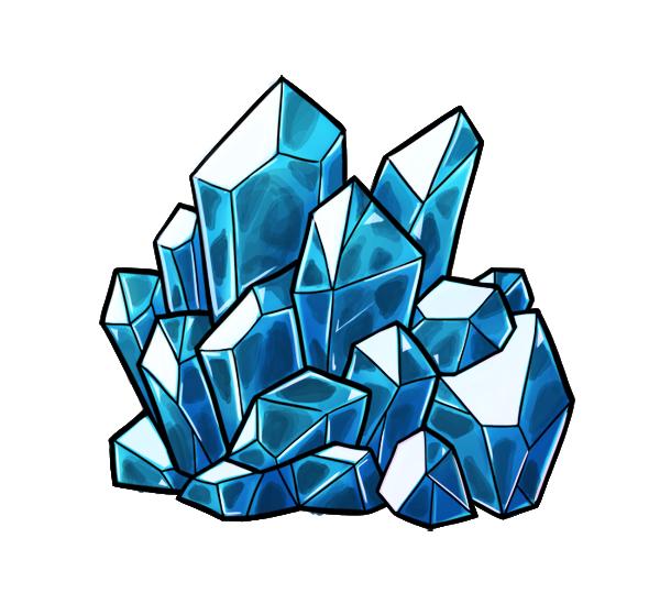 365 Day 166 Crystal By Korikian On Deviantart Crystal Drawing Jewel Drawing Gem Drawing