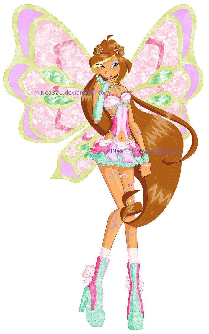 Winx Club Flora Photo Winx Club Flora Cute Winx Club Flora Winx Club