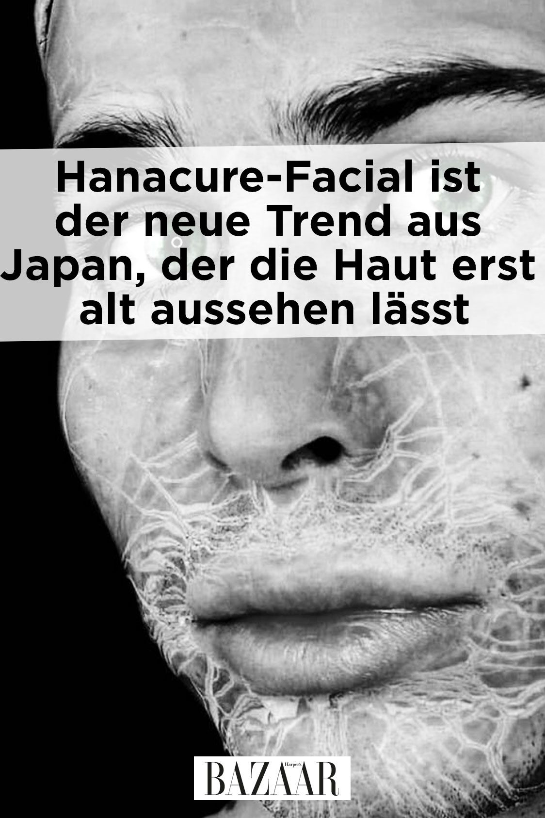Hanacure ist das neue Facial aus Korea #skintips