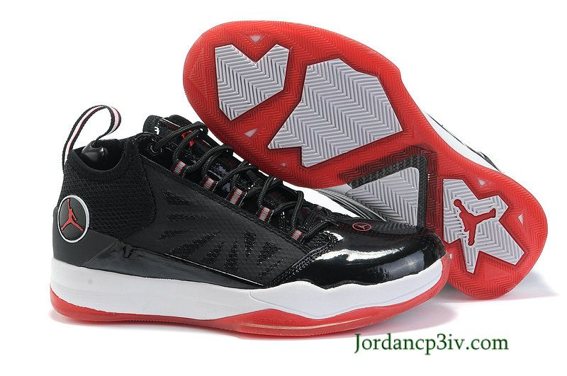 Jordan CP3.IV Black Varsity Red White 428821 007 Basketball Shoes website full of shoes for 50% off