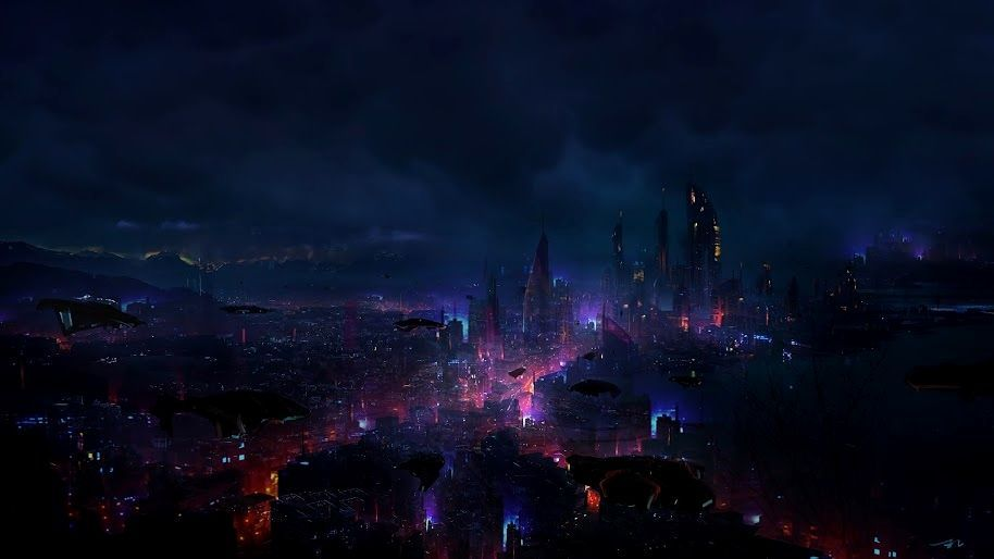 Cyberpunk Wallpaper 4k Iphone Ideas 4k In 2020 City Wallpaper Futuristic City Night City