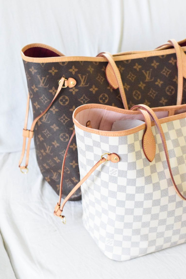 Louis Vuitton Neverfull Review and Comparison - Timeless Taste