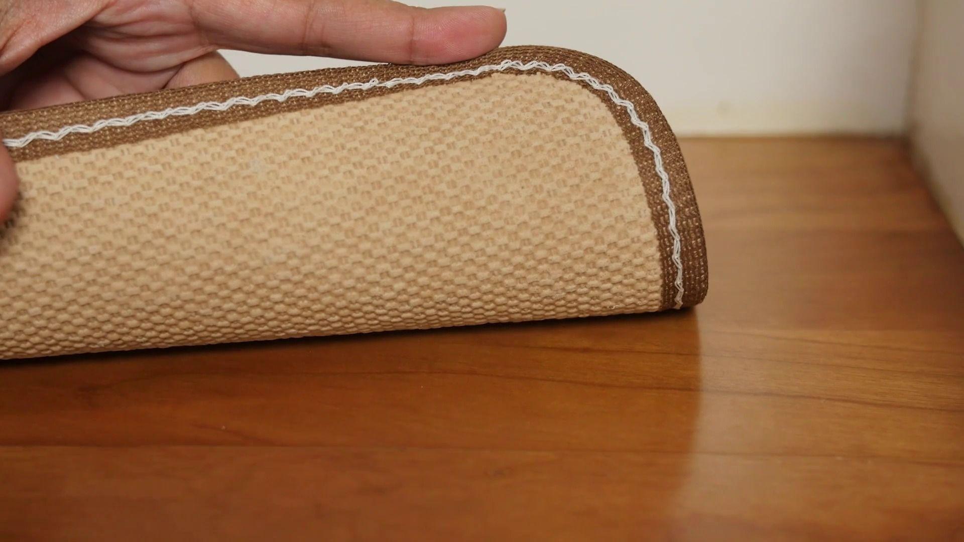 Best Praline Brown Skid Resistant Carpet Stair Treads Set Of 15 640 x 480