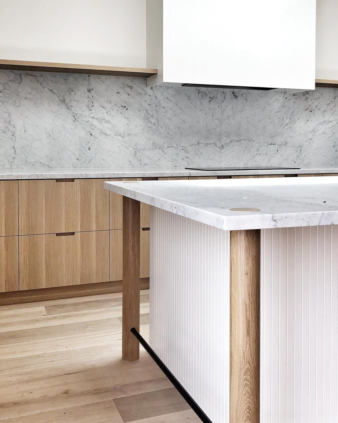 tecture on instagram the kitchen at cairnscontemporary smart playful and sophisticated on kitchen cabinets vertical lines id=87949