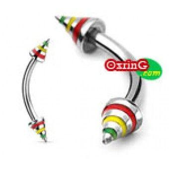 piercing arcade titane