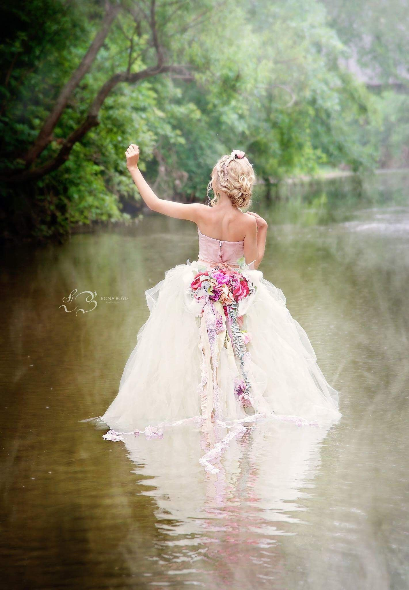 Tutu Skirt and Corset-Prom-Bridal-photography-RACHEL