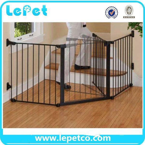 Antirust Stair Safe Door Baby Safe Gate Pet Gate Stair