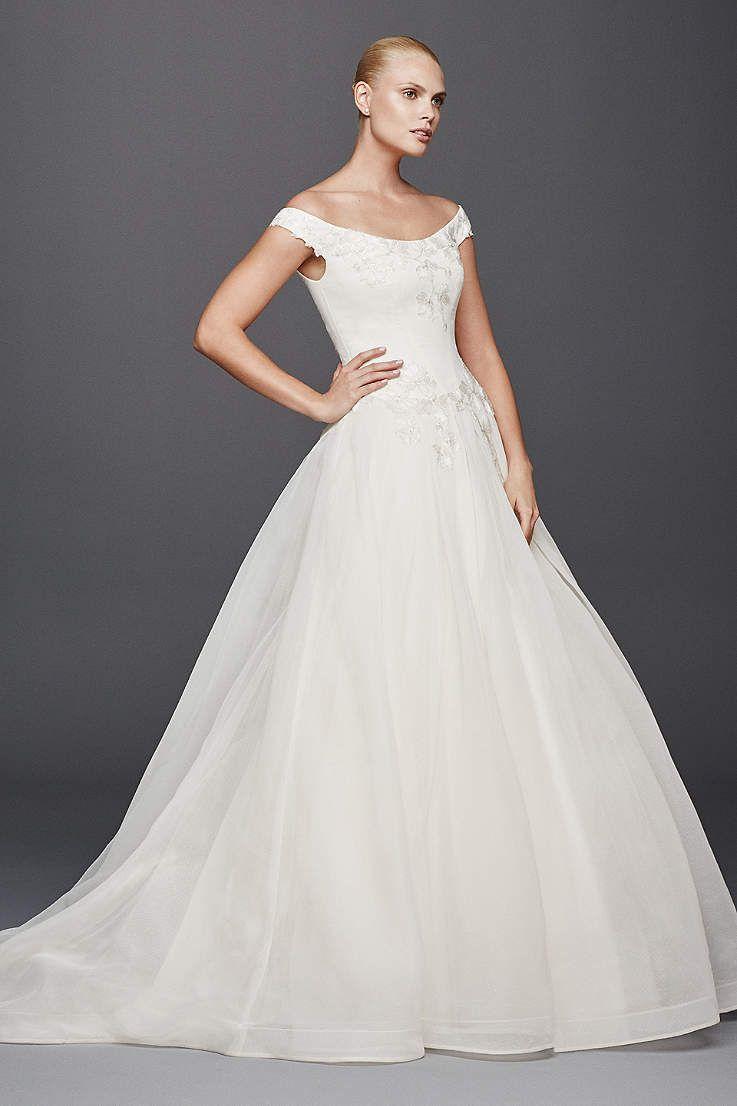 Find the perfect zac posen wedding dresses at davidus bridal