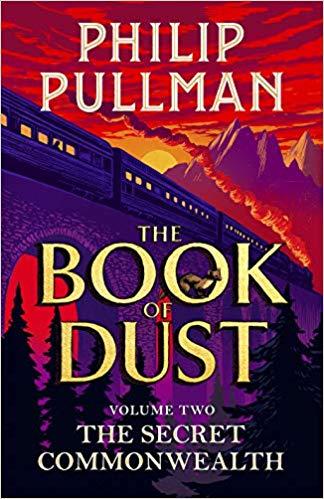 Philip pullman book of dust the secret commonwealth
