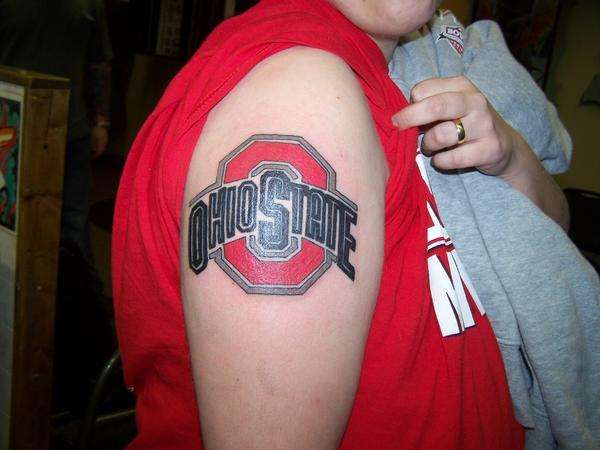 Great mom Piss on ohio state either