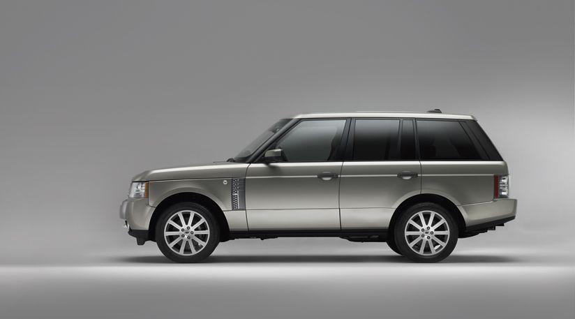 Range Rover Land Rover Range Rover Van Car
