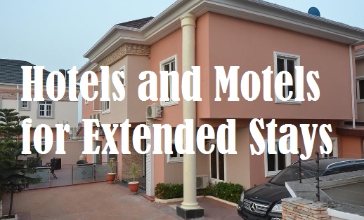How To Find Low Cost Extended Stay Motels And Hotels For Temporary