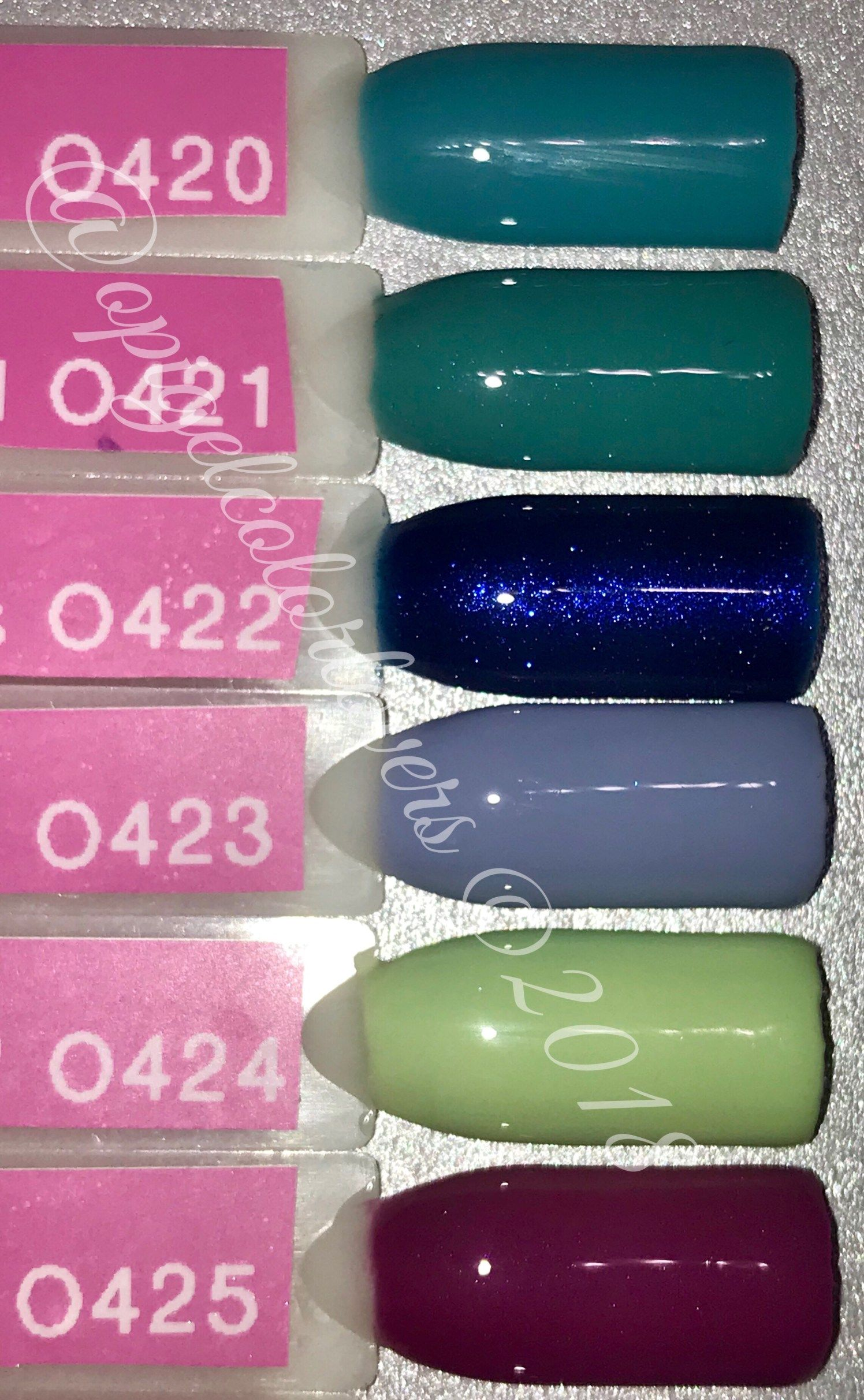 Tokyo Spring 2019 With Images Gel Color Gel Nail Colors