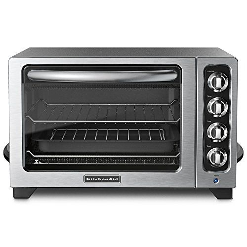 Kitchenaid Kco222qg 12 Countertop Oven Liquid Graphite Learn