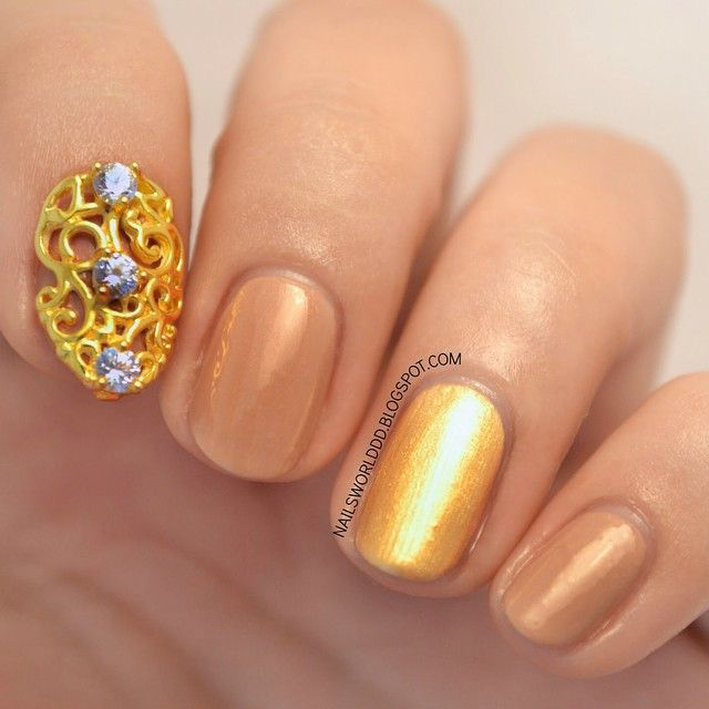Nail Jewel  from @bornprettystore  Their product ID is #10749 Use my coupon code '' NWDW10 '' to get 10% off. #nail #nails #nailblog #nailcare #nailsdid #nailsalon #nailsbyme #nailsdone #nailslove #nailstyle #naildesign #nailpolish #nailsaddict #nailstud #nailtutorial #νυχια #marble #nails2inspire #nailsoftheday #greekbloggers #fashion #studs #jewel #nailjewel #gold
