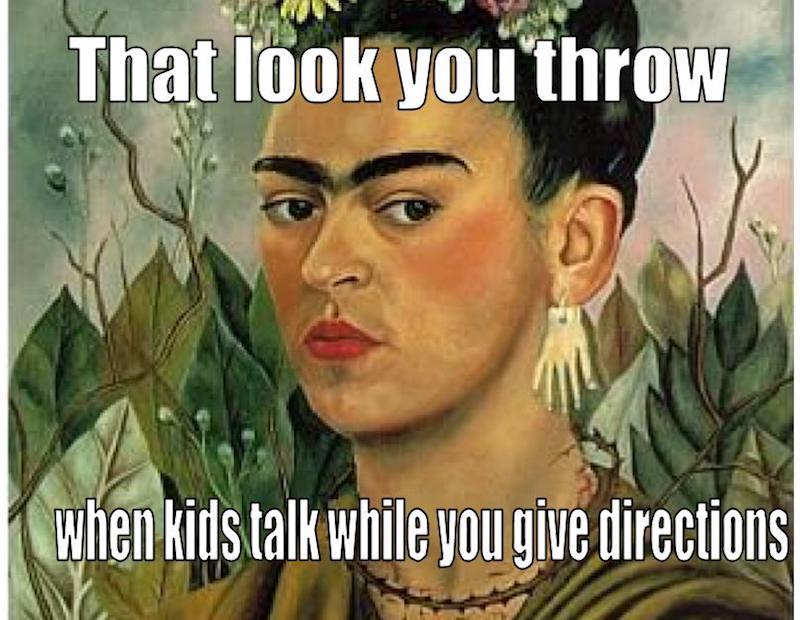 15 Memes Only Art Teachers Will Understand Teacher Memes Funny Teacher Jokes Teacher Humor