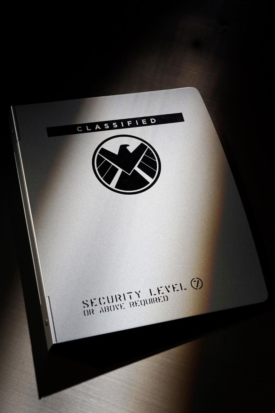 COMIC-CON 2013: 'Marvel's Agents of S H I E L D ' Security