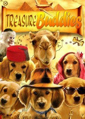 Treasure Buddies In 2020 Dog Movies Kid Friendly Movies Air