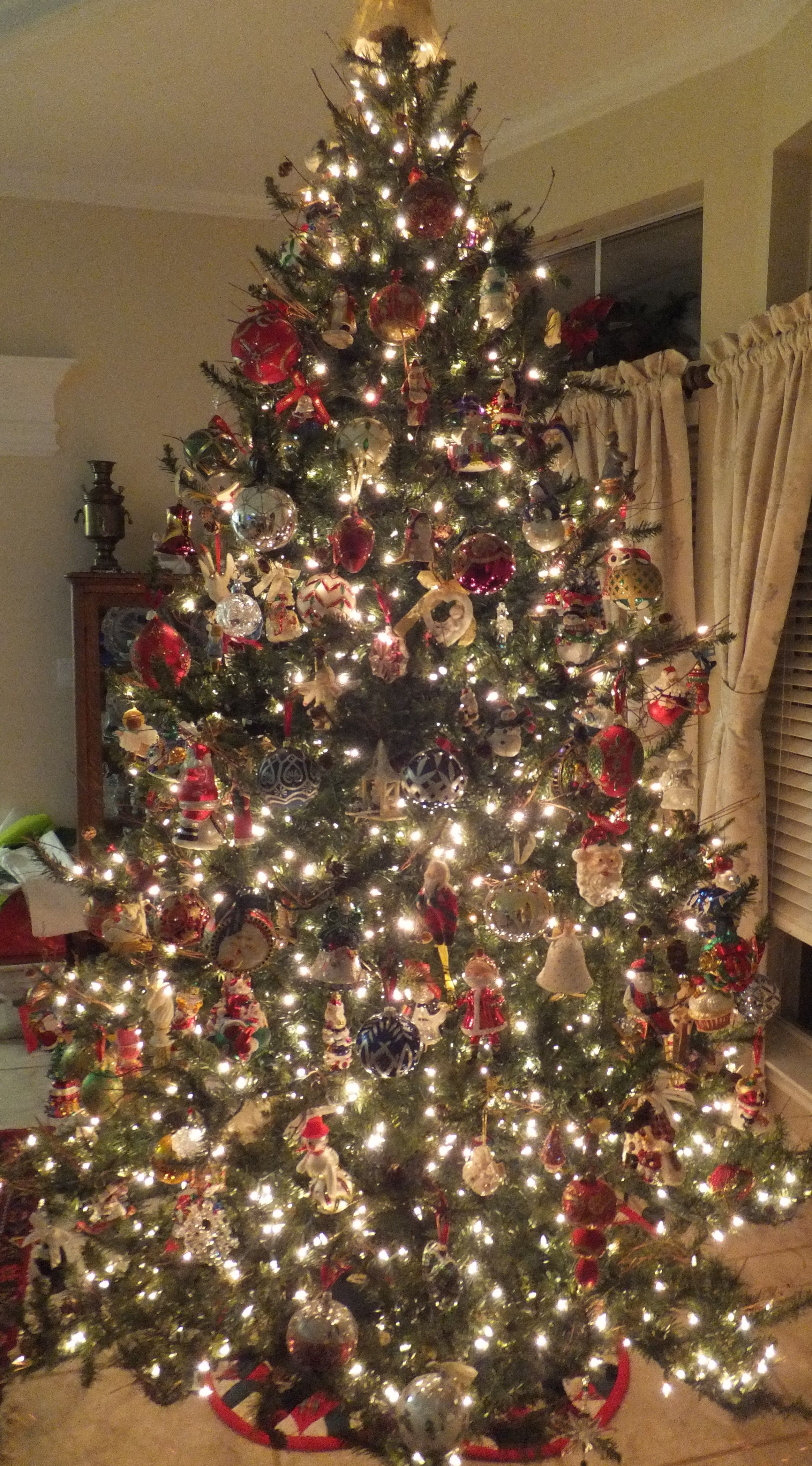 House of Hatton and Waterford Christmas Tree | Christmas trees ...