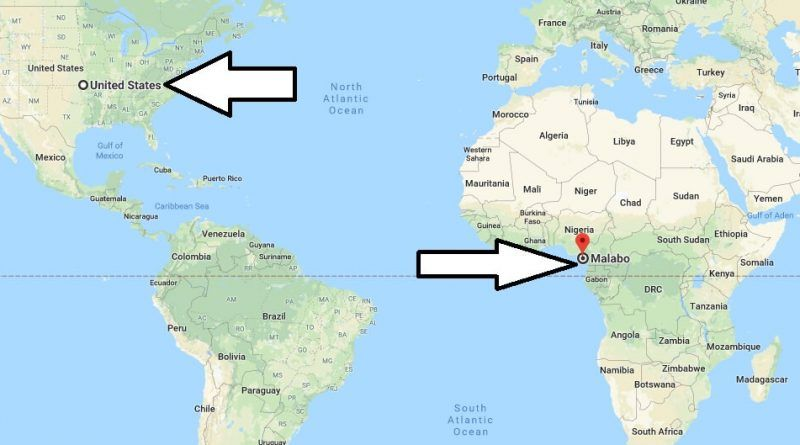 Where is Malabo? What Country is Malabo in? Malabo Map – Malabo is