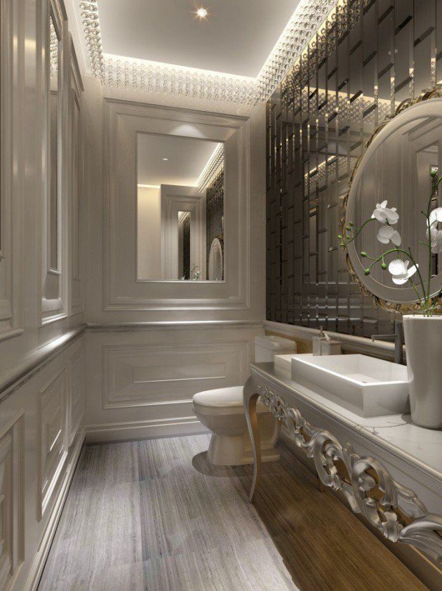 14 Luxury Small But Functional Bathroom Design Ideas Elegant Bathroom Contemporary Small Bathrooms Top Bathroom Design