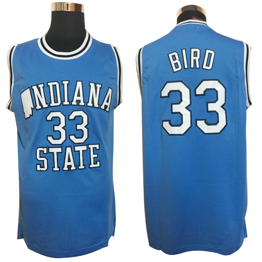 8782f495a0bf ... reduced blue hardwood legends basketball stitched ncaa jersey 2017  dwayne mens college cheap basketball jerseys 33 hot sycamores 33 larry bird  ...