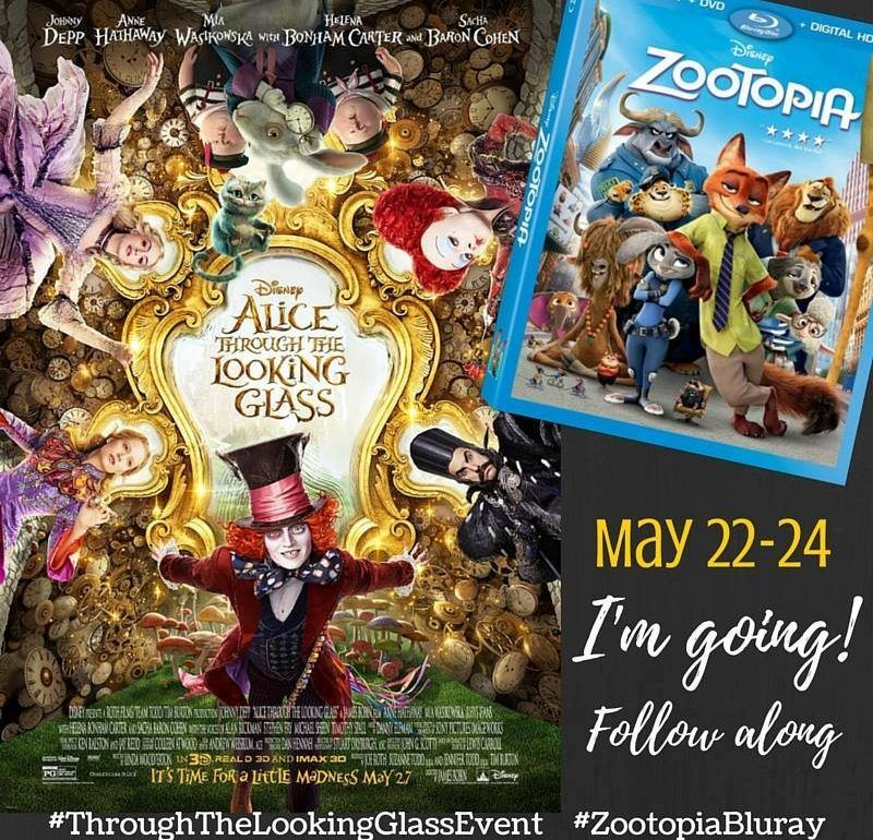 Through The Looking Glass And Onto The Red Carpet Disney Movies