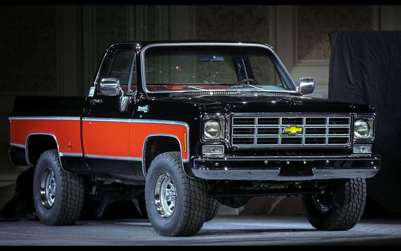 Chevrolet truck wallpaper full hd ydj