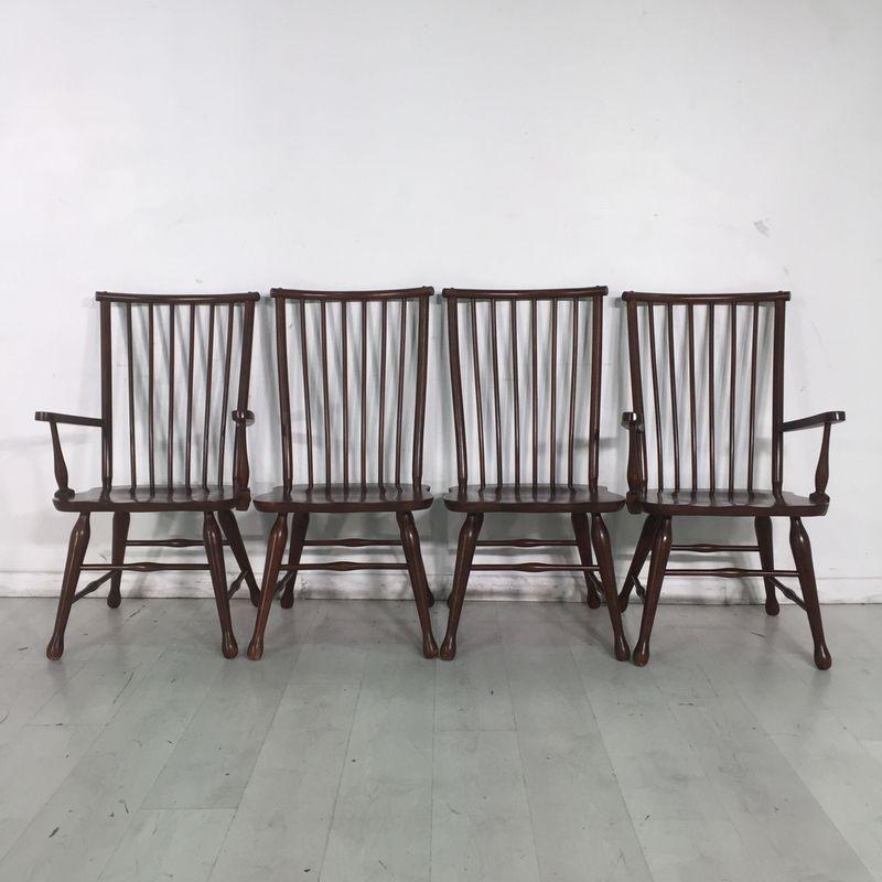 Mahogany Haze Dining Chairs