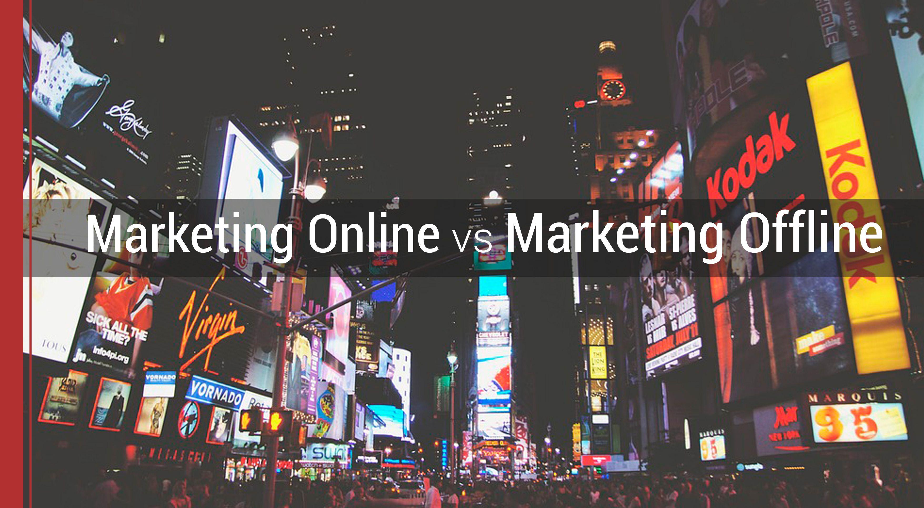 Ambos métodos de estrategias de Marketing Offline y Online, no solo pueden ser complementarios, sino que deben serlo. ¡Conoce por qué!