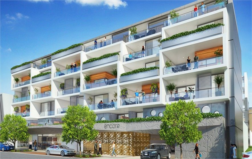 Marvelous Small Apartment Building Exterior Design