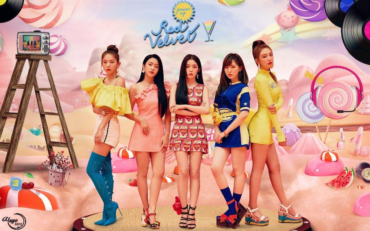 Best Wallpaper Red Velvet Wallpaper Pc