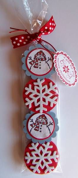 York Peppermint Patties by kaitysmom - Cards and Paper Crafts at Splitcoaststampers