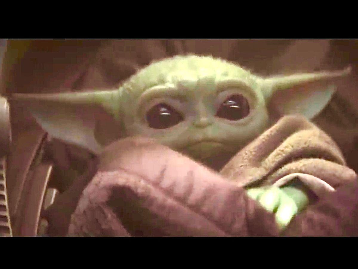Baby Yoda Grisha Jaeger Mando Memes