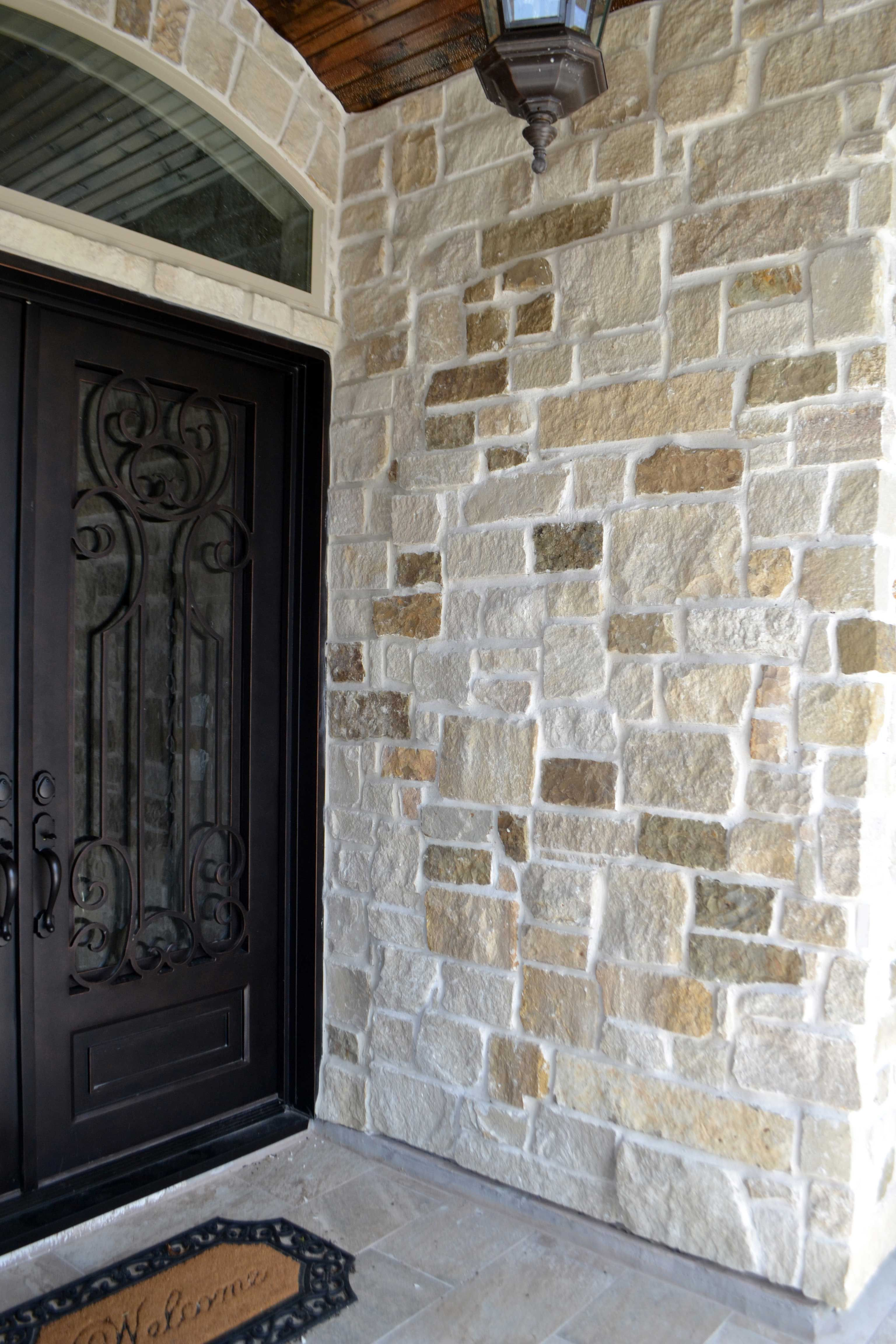 French country blend natural stone by legends French country stone