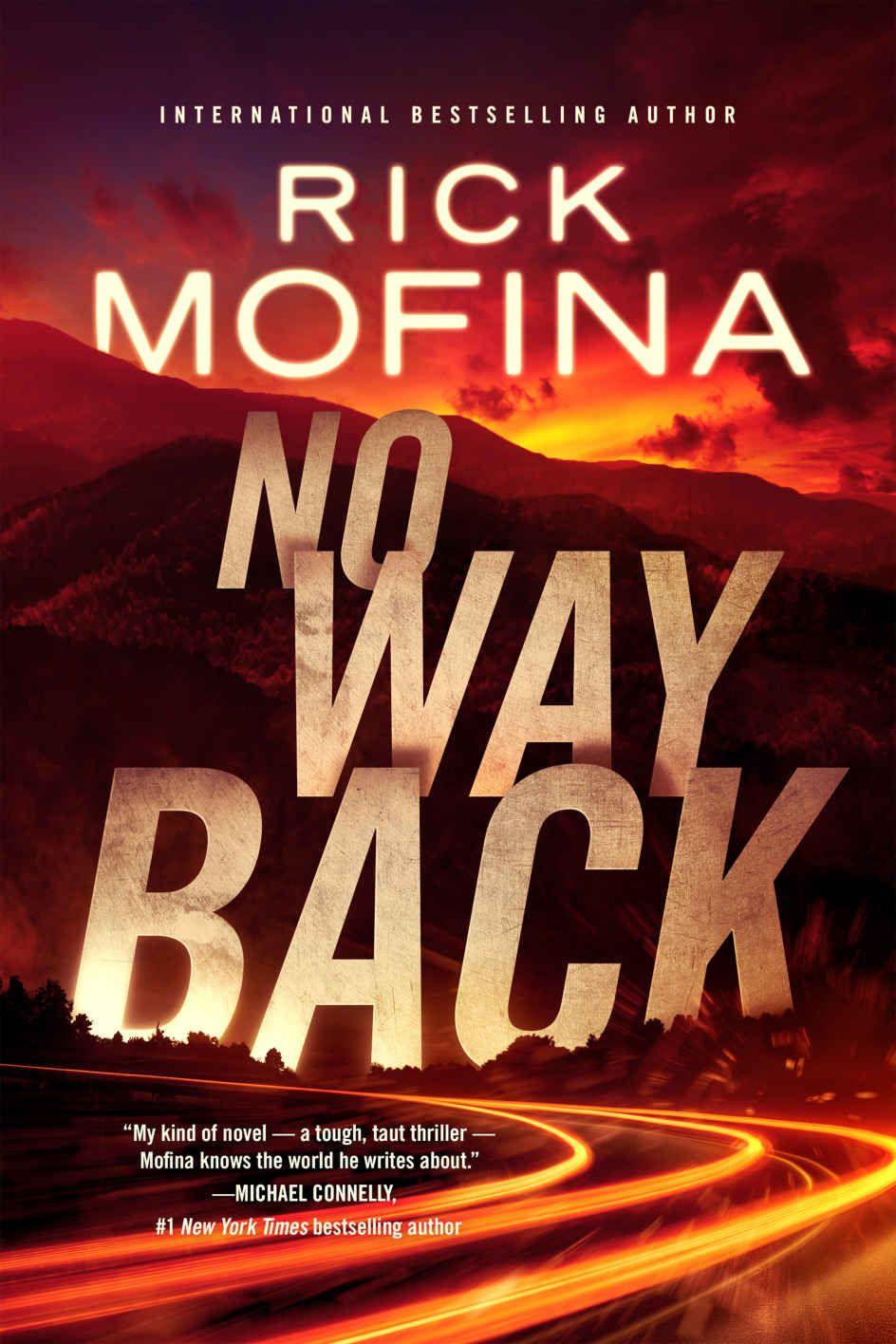 Amazon.com: No Way Back eBook: Rick Mofina: Kindle Store